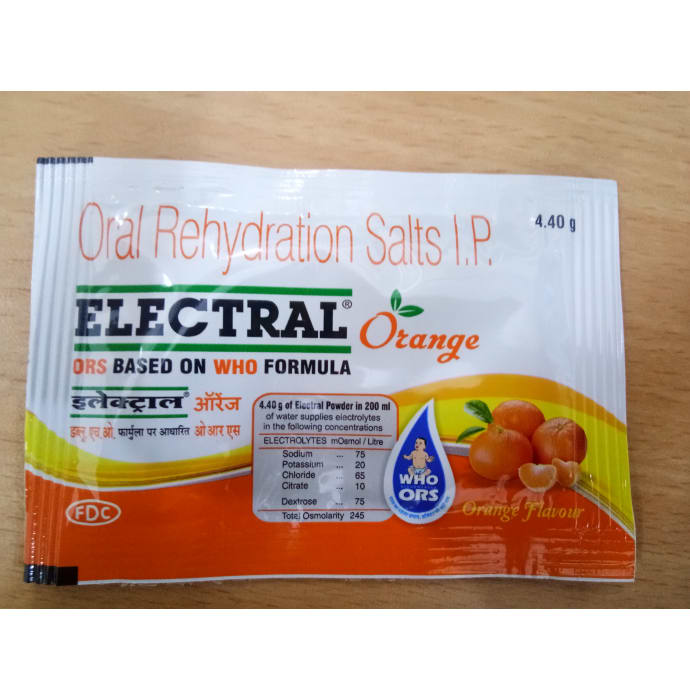 Electral Powder Orange
