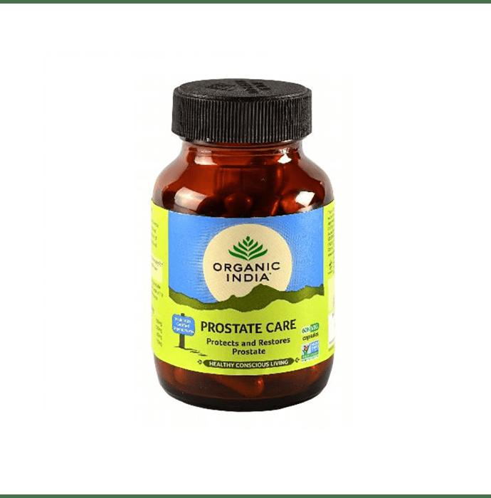 Organic India Prostate Care Capsule