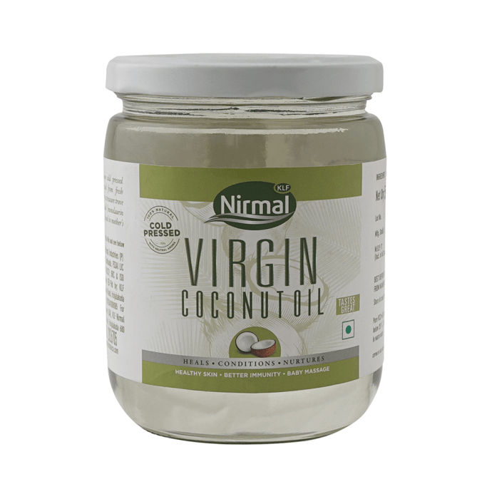 KLF Nirmal Virgin Coconut Oil (Glass)