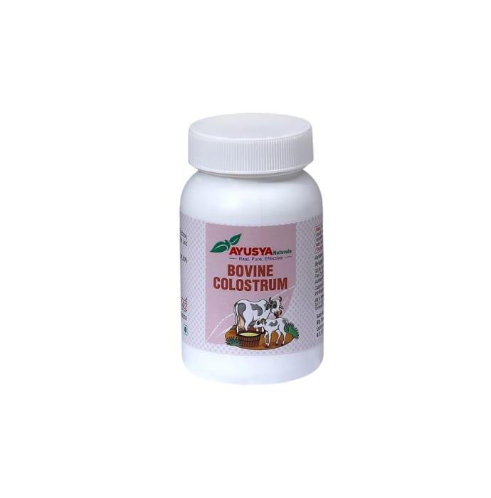 Ayusya Bovine Colostrum Chewable Tablet