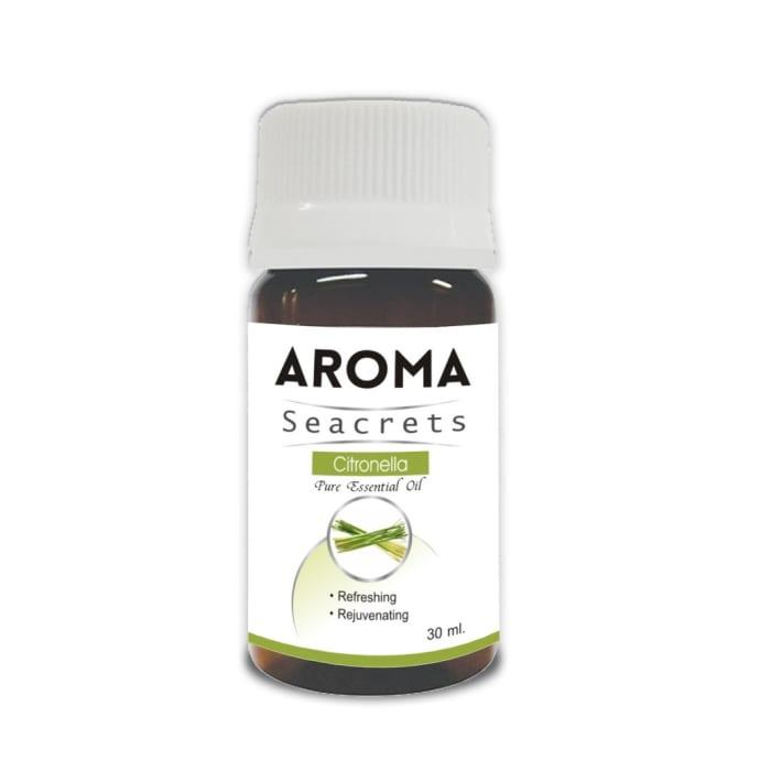 Aroma Seacrets Citronella Pure Essential Oil