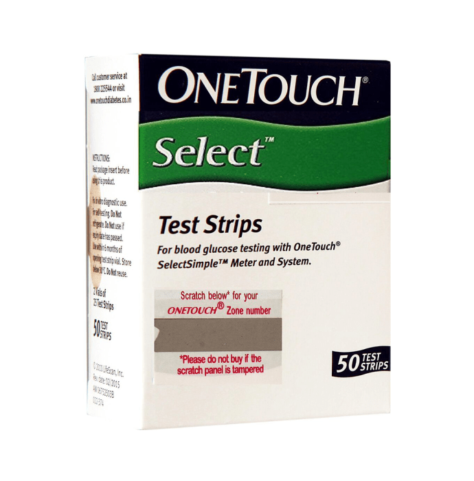 OneTouch Select Test Strip