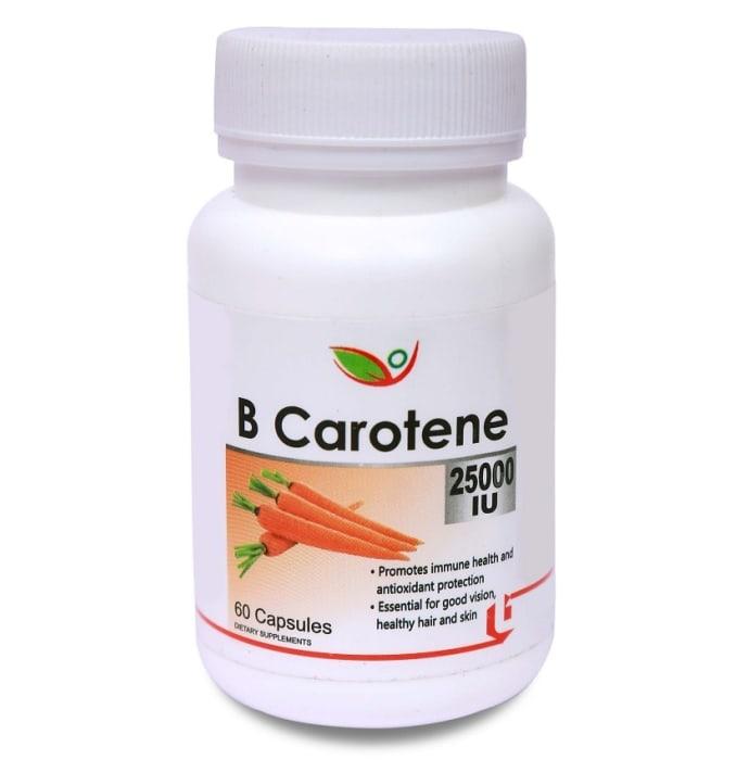 Biotrex B Carotene 25000IU Capsule