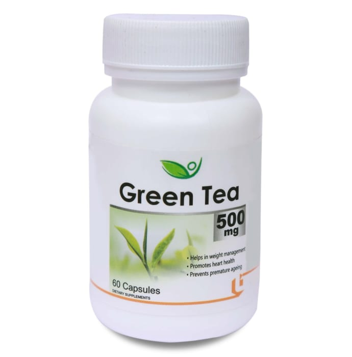 Biotrex Green Tea 500mg Capsule