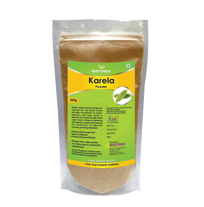 Biotrex Karela Herbal Powder