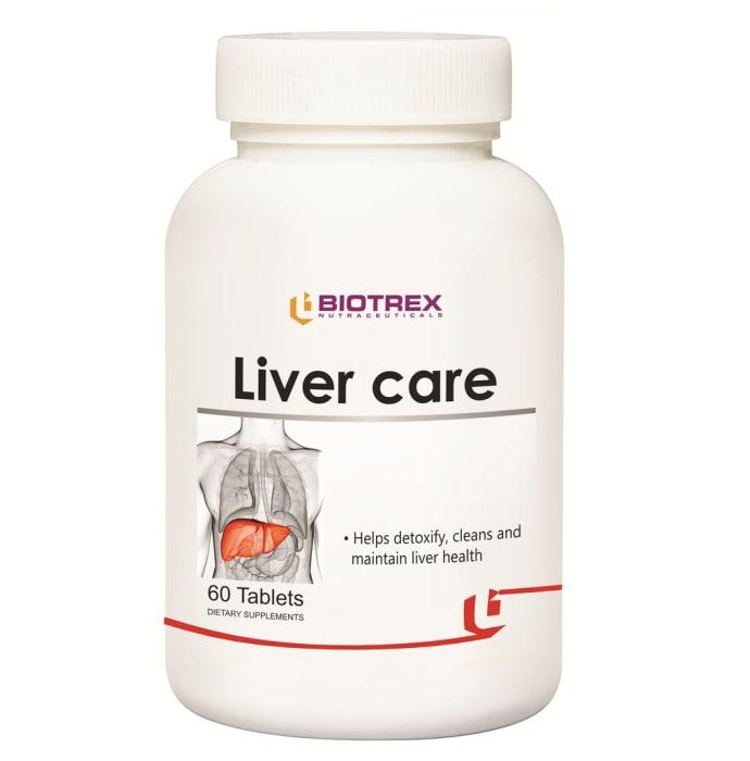 Biotrex Liver Care Tablet