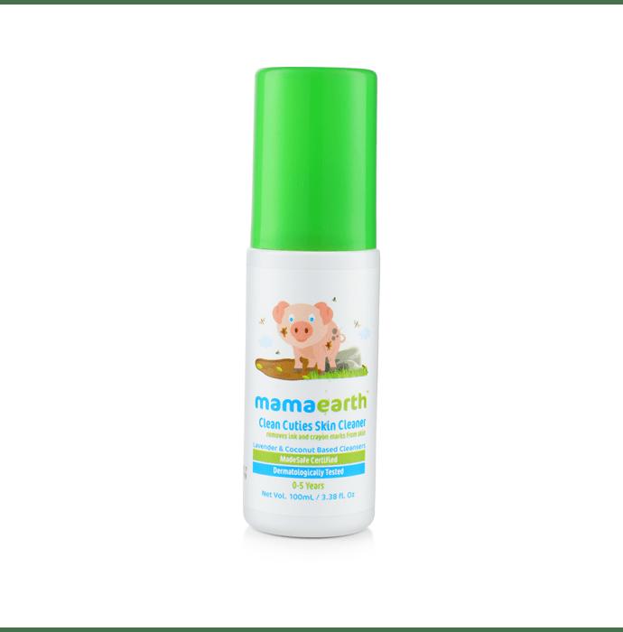 Mamaearth Clean Cuties Babies Skin Cleanser