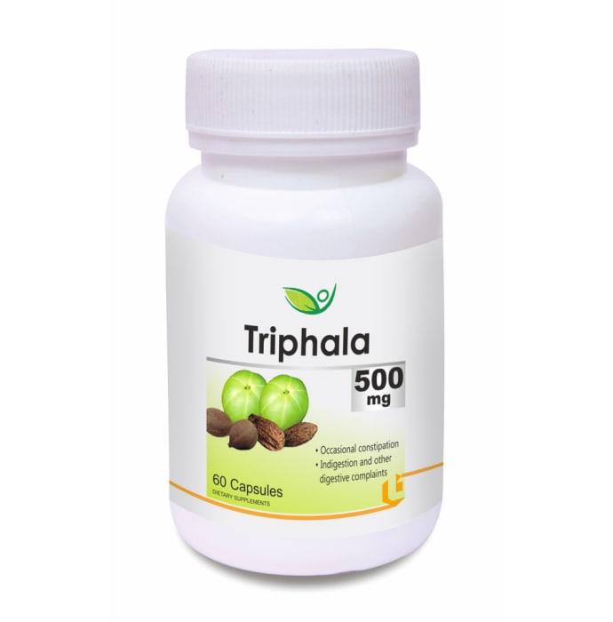 Biotrex Triphala 500mg Capsule