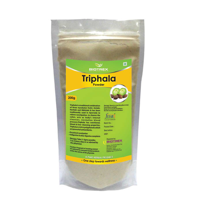Biotrex Triphala Herbal Powder
