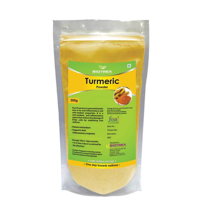 Biotrex Turmeric Herbal Powder