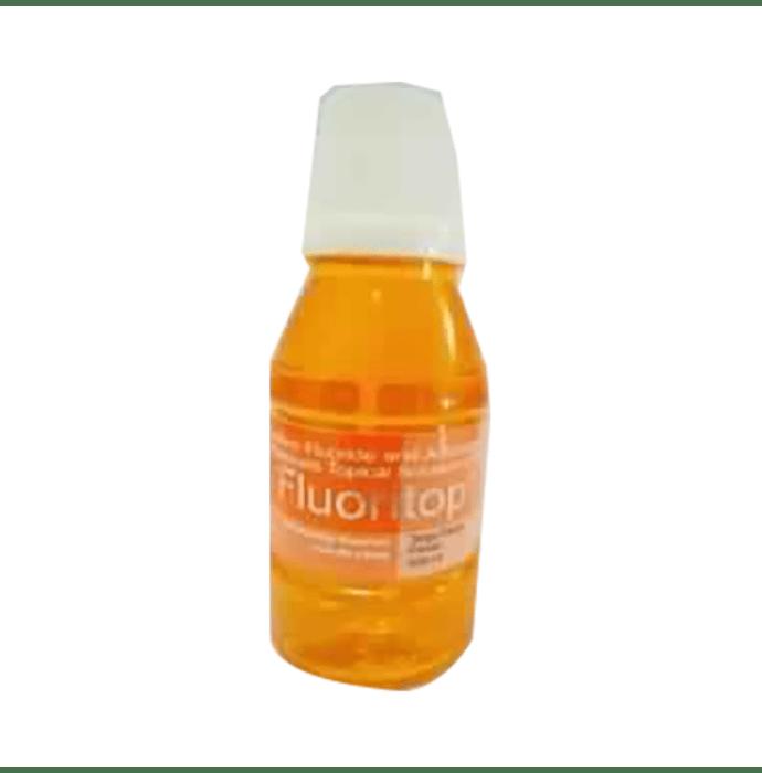 Fluoritop Mouth Wash Orange