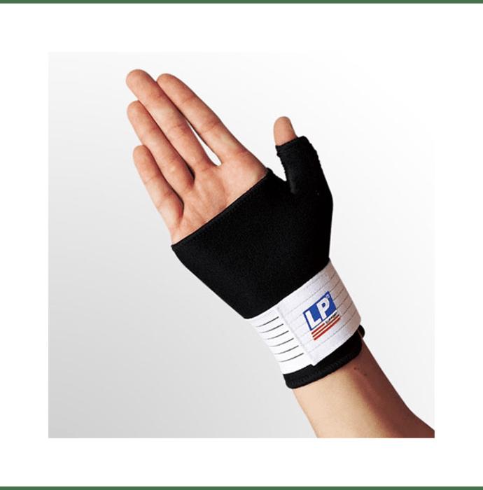 LP 752 Neoprene Wrist/Thumb Support XL Black