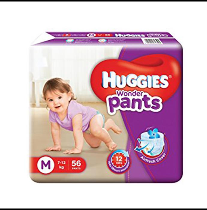 Huggies Wonder Pants Diaper M