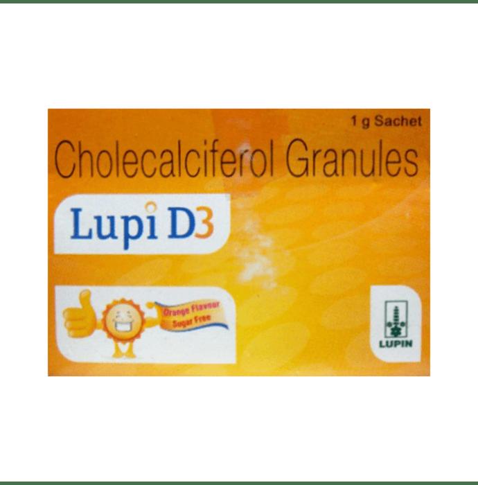 Lupi-D3 Granules Orange