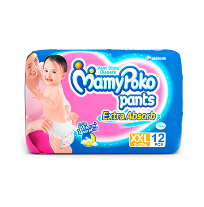 Mamy Poko Pants Extra Absorb Diaper XXL