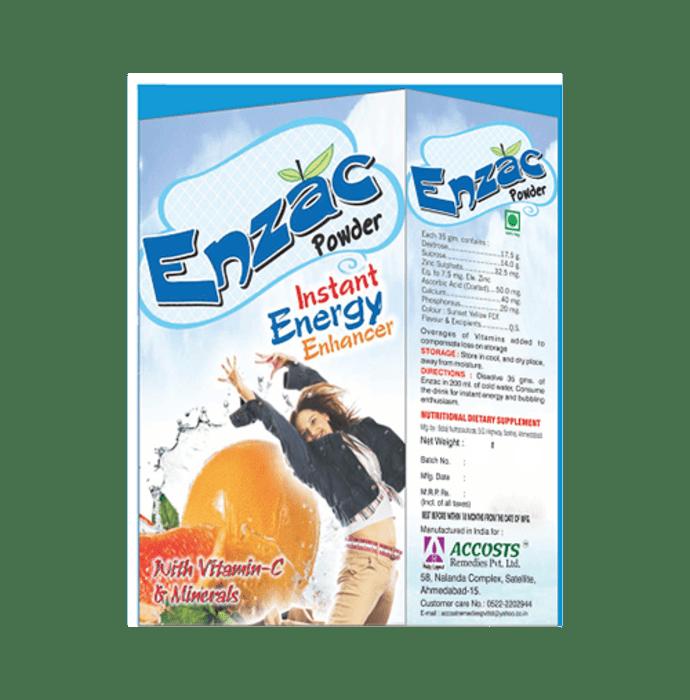 Enzac Powder Orange