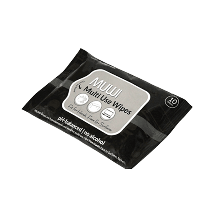 Sirona Multi-Use Wet Wipes Pack of 5