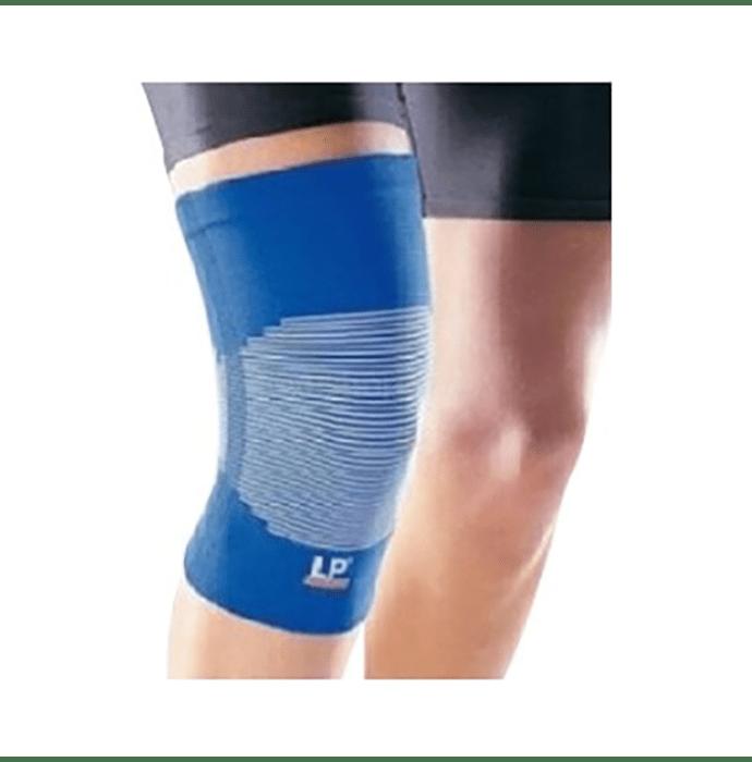 LP #641 Knee Support Elastic Single XL Blue