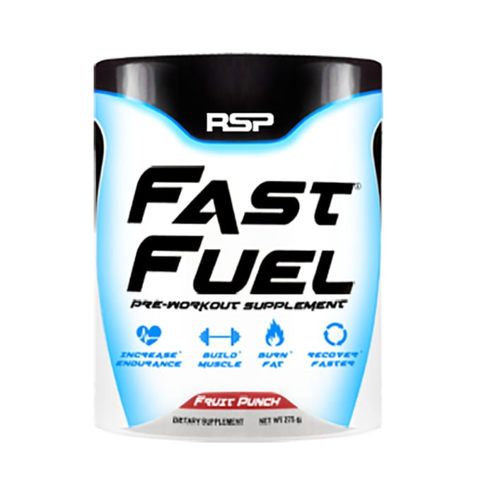 RSP Nutrition Fast Fuel Fruit Punch