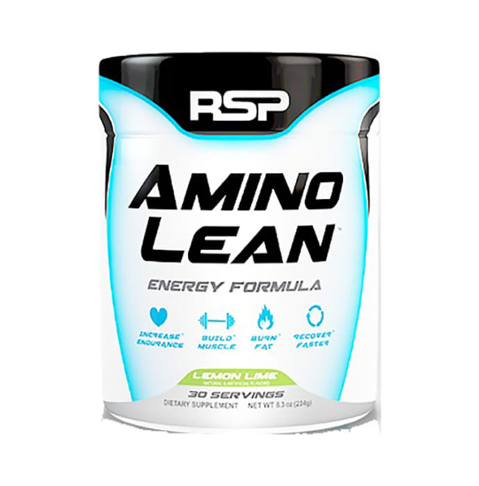 RSP Nutrition Amino Lean Lemon and Lime
