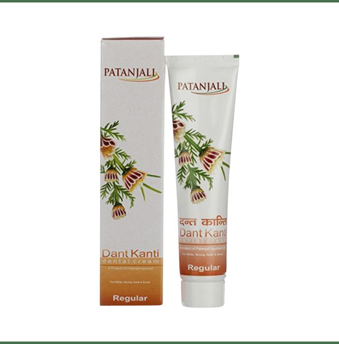 Patanjali Ayurveda Dant Kanti Natural Toothpaste Pack of 2