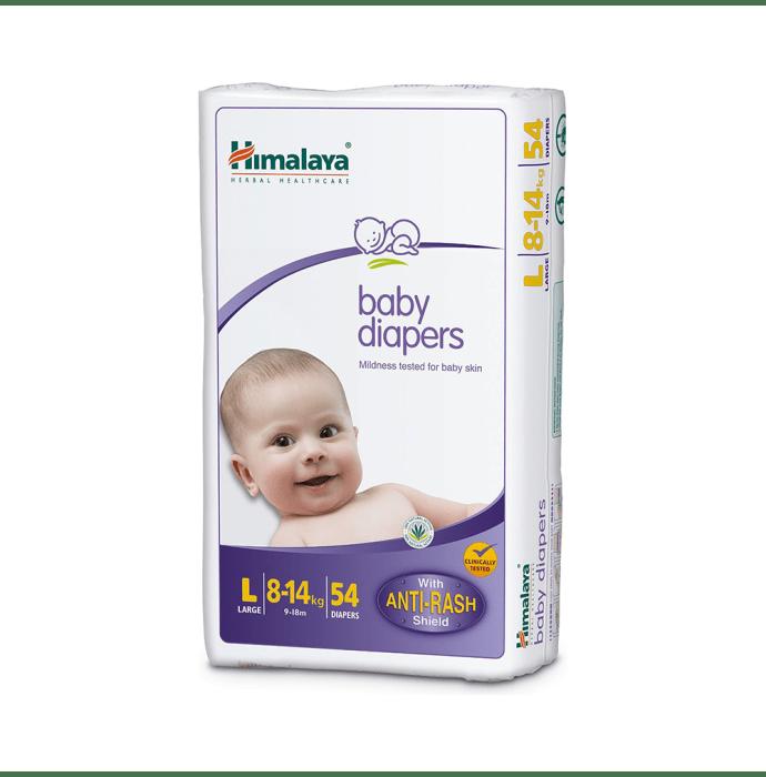 Himalaya Baby Diaper L