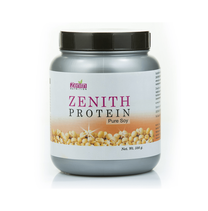 Zenith Nutrition Protein Pure Soy Powder