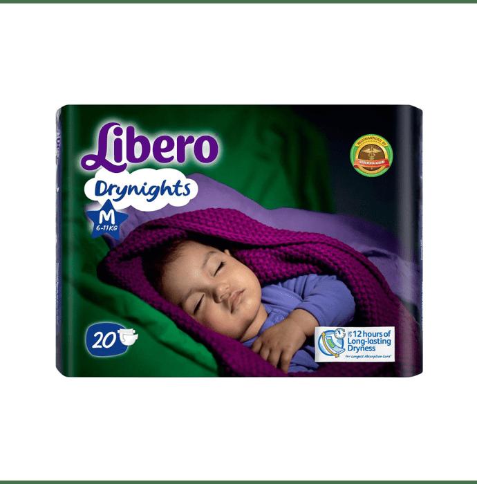 Libero Drynights Diaper M