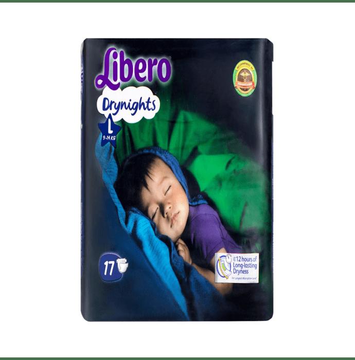 Libero Drynights Diaper L