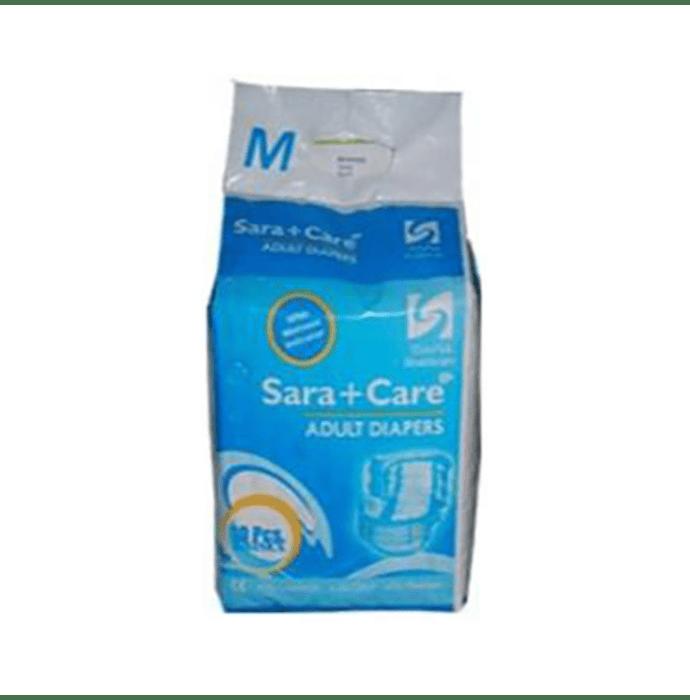 Sara Care Adult Diaper M