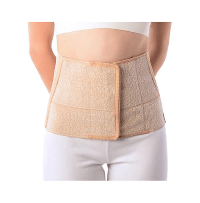 Vissco Abdominal Belt-8 Inches 0501 XL