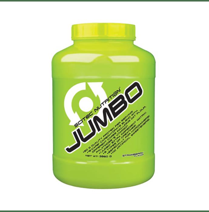 Scitec Nutrition Jumbo Strawberry