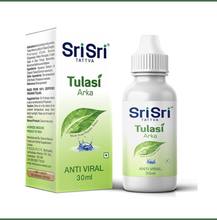 Sri Sri Tattva Tulasi Arka Pack of 2