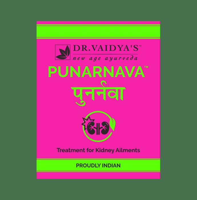 Dr. Vaidya's Punarnva Pills- Ayurvedic Treatment for Stress & Anxiety Pack of 4