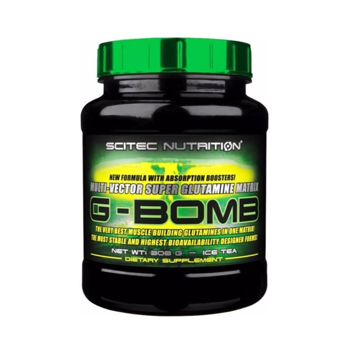 Scitec Nutrition G-Bomb Ice Tea