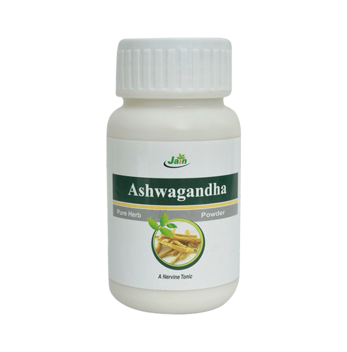 Jain Ashwagandha Powder Pack of 2