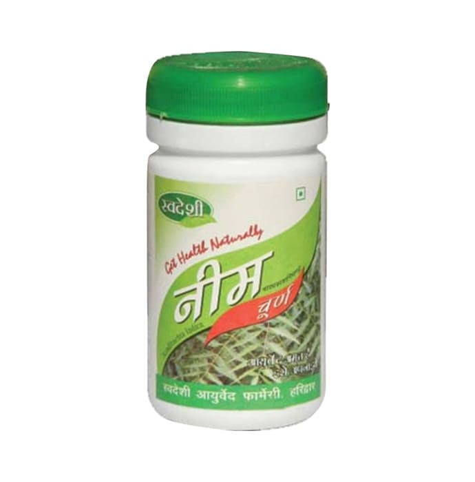 Swadeshi Neem Churna Pack of 3