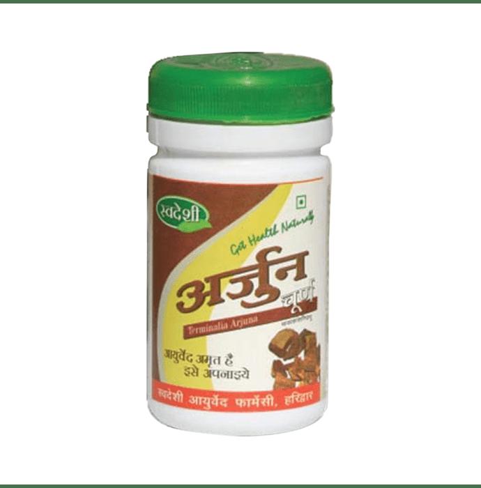 Swadeshi Arjun Churna Pack of 3