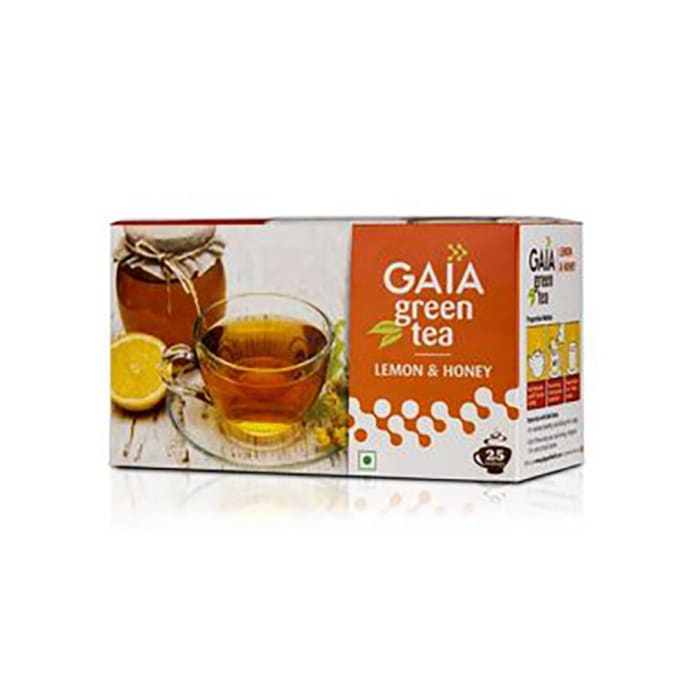 GAIA Green Tea Honey lemon