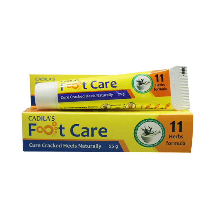 Cadila Foot Care Cream Pack of 2