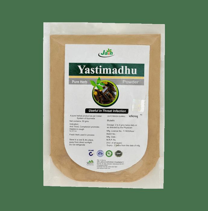 Jain Yastimadhu Powder