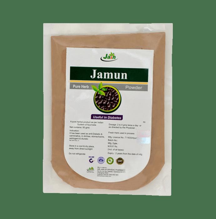 Jain Jamun Powder Pack of 2