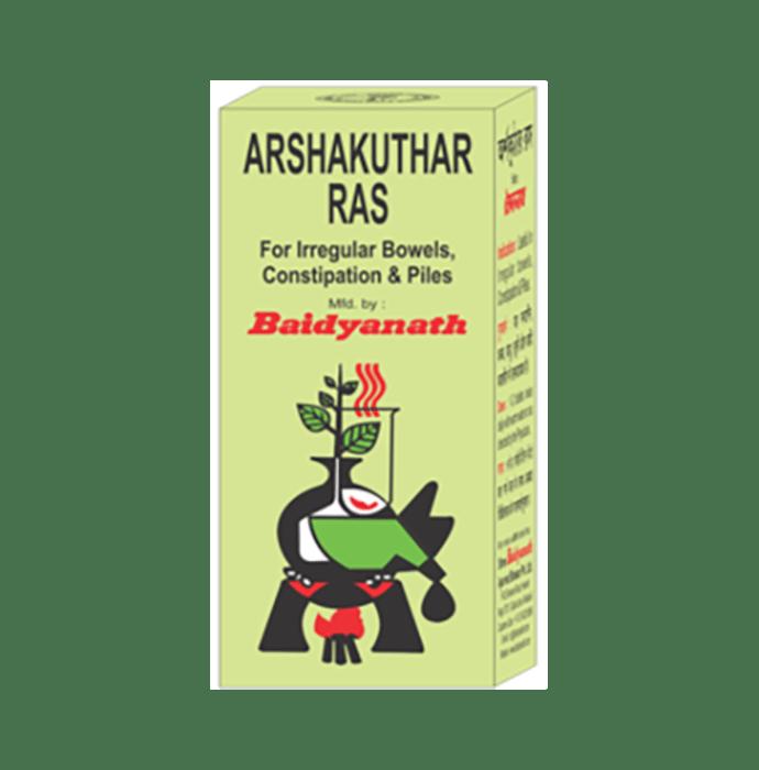 Baidyanath Arshkuthar Ras Tablet