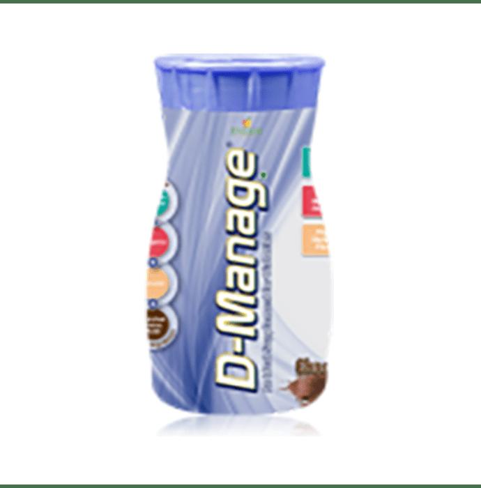 Evexia D-Manage Powder Chocolate