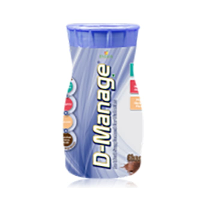 Evexia D-Manage Powder Vanilla