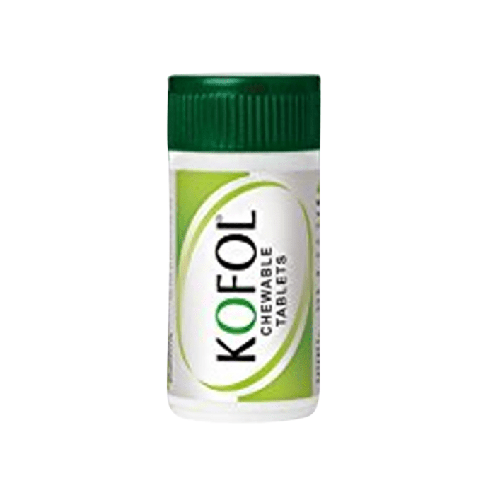 Kofol Chewable Tablet Pack of 3