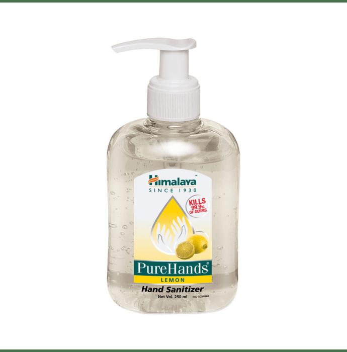 Himalaya Wellness Pure Hands Sanitizer Lemon