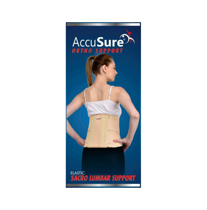 Accusure B-9 Sacro Lumbar Support XL