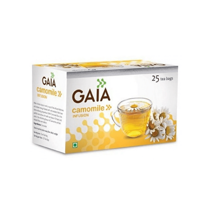 GAIA Green Tea Camomile