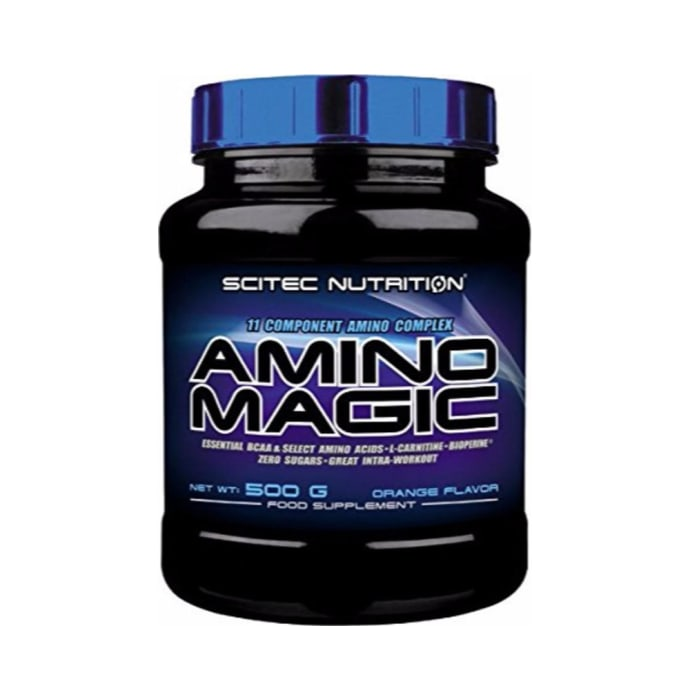 Scitec Nutrition Amino Magic 11 Component Amino Complex Orange